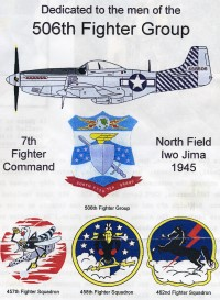 506th Insignia Collage